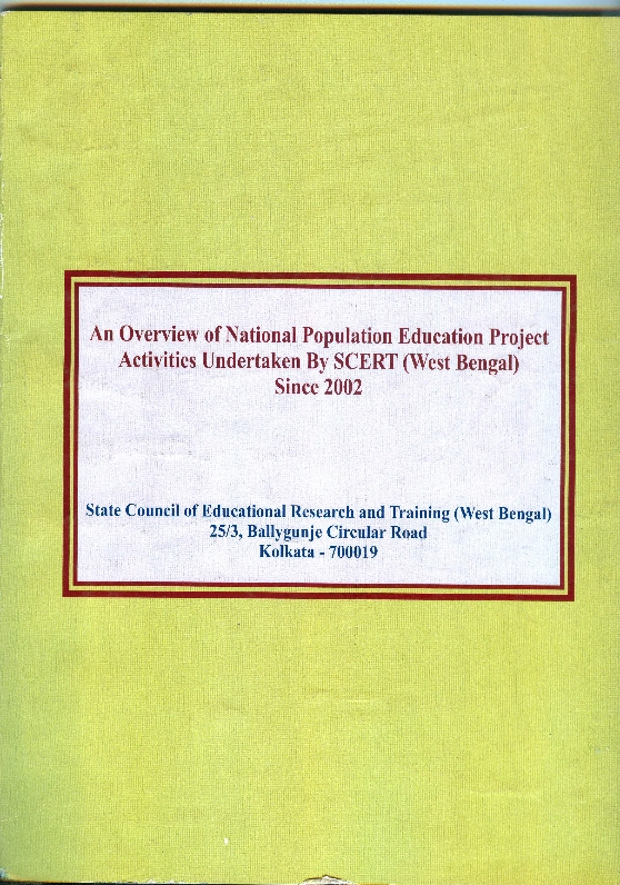AN OVERVIEW NPEP0001_001